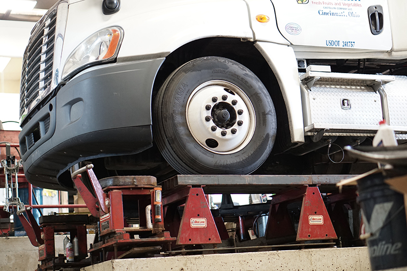 service truck parts truck alignment and service sumerel tire service commercial